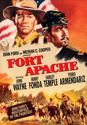 Classic Movie Ramblings: Fort Apache (1948)